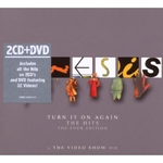 Genesis - Turn It Again I + II + The Video Show - Box mit 2 CDs + DVD - FSK 12 Jahre